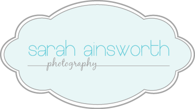 Sarah Ainsworth Photography logo